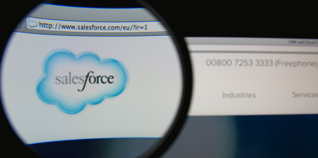 Salesforce Debuts Social Media Image Tracking